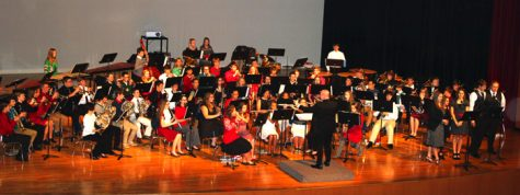 VERY MERRY BAND CONCERT