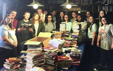BUILDING THE LIBRARY AT THE RONALD McDONALD FOUNDATION