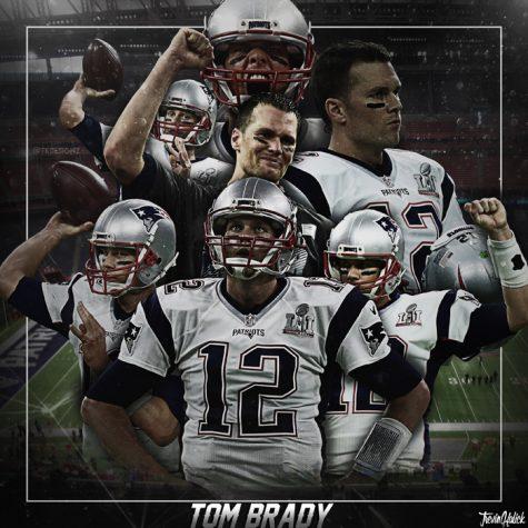 """TOM """"THE GOAT"""" BRADY"""