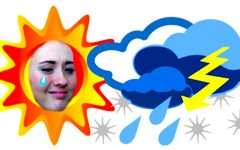 EDITORIAL:  OH, THE WEATHER OUTSIDE IS … ANNOYING