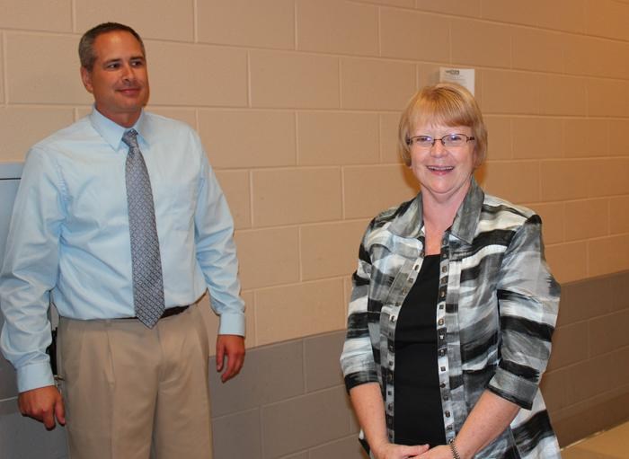 DARLENE LANE NAMED TEACHER OF THE YEAR!