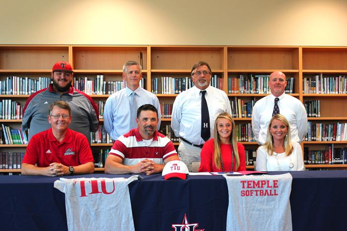 SHEA HEADRICK SIGNS WITH TENNESSEE TEMPLE!