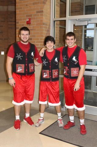 Isaac Miller, Cory Hemphill, & Andrew Morton