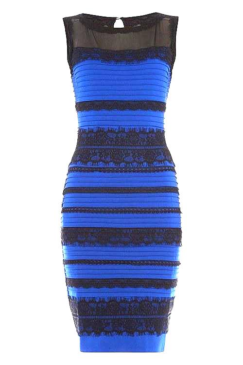 GIVE THE INTERNET THE RIGHT DRESS . . .
