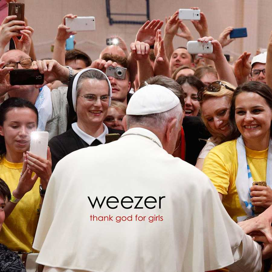 THANK GOD FOR WEEZER