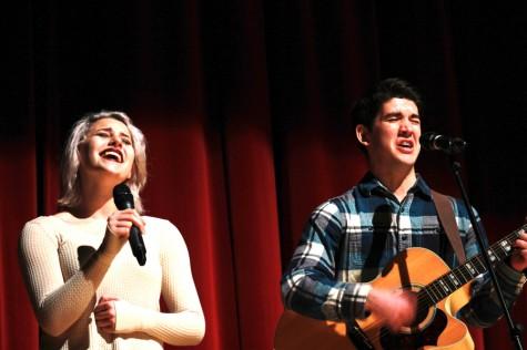 Ashley Taylor & Logan Bennett