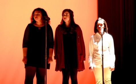 Haley Bauldwin, Leah Sample, & Maya Jaffar