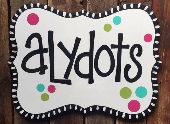 SMALL BUSINESS SPOTLIGHT:  ALYDOTS