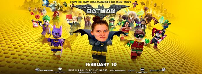 BUILDING BATMAN'S STORY