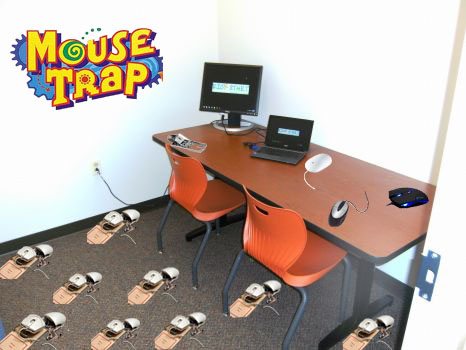 EDITORIAL:  MOUSE TRAP