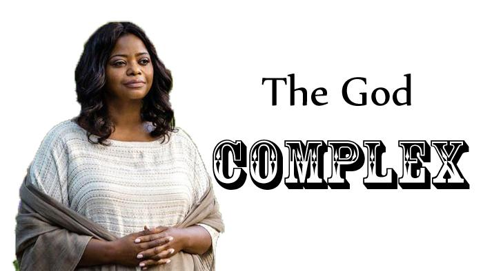 THE+GOD+COMPLEX