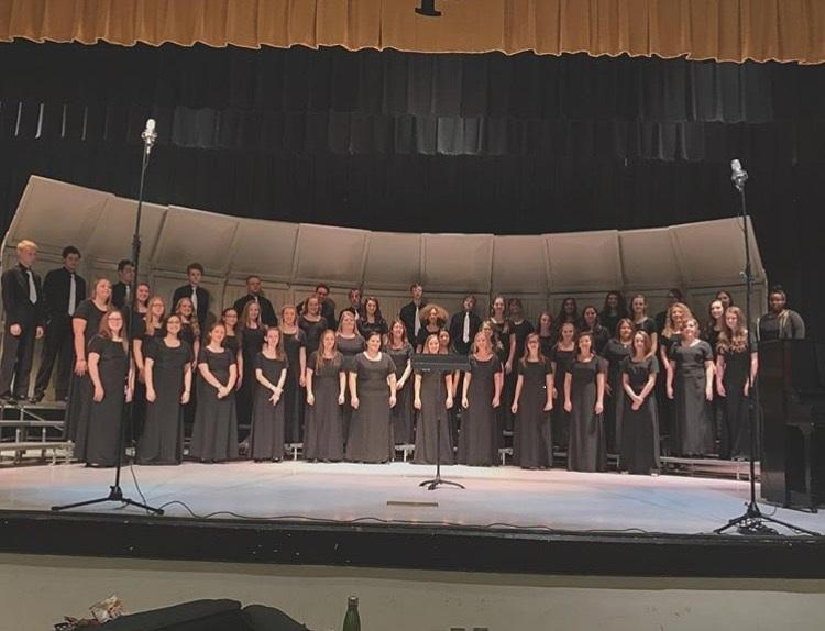 OUR CHOIR IS SUPERIOR