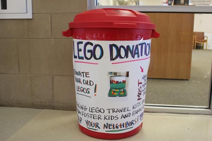 LeGO+DONATE