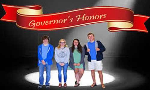 GOVERNORS HONORS PROGRAMS