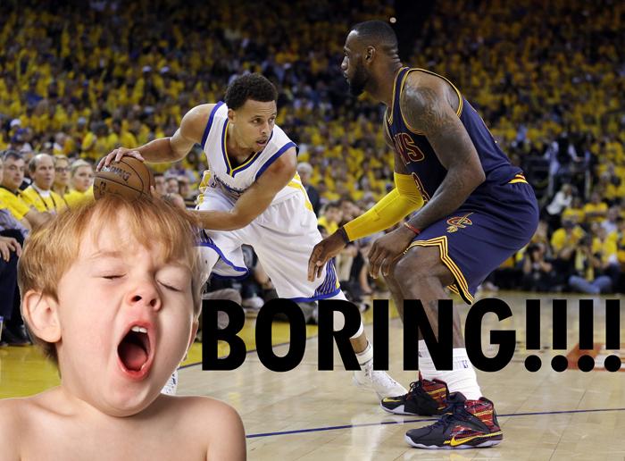 BORING SHMORING