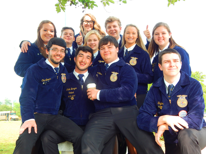 FFA's STATE CONVENTION