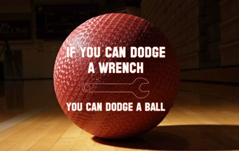 DODGEBALL: IT'S GOING DOWN